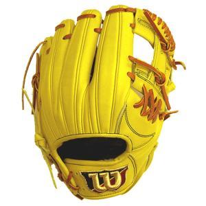(即日発送)ウィルソン スタッフ デュアル 硬式野球用グラブ HWDD6H 内野手用 グローブ|kitospo