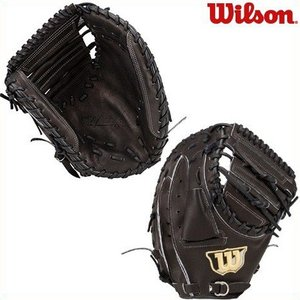 (即日発送)ソフトボール用 キャッチャーミット ウィルソン ワナビーヒーロー WTASWQ3SZ 捕手/一塁手兼用|kitospo