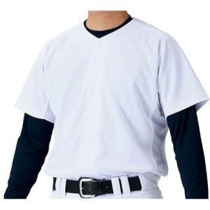 (即日発送)ゼット メカパンユニフォームセット ニットシャツ+レギュラーパンツ BU1180G|kitospo|03