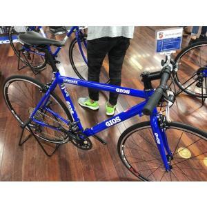 GIOS クロスバイク CANTARE CLARIS 軽量のアルミフレームにカーボンフォークを採用したバイク kiuchi