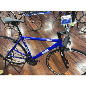 GIOS クロスバイク CANTARE SORA 軽量のアルミフレームにカーボンフォークを採用したバイク kiuchi