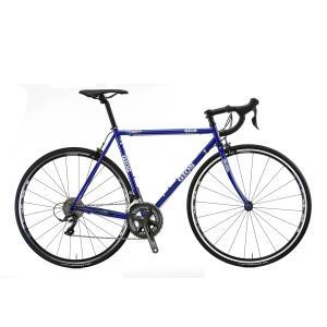 ロードバイク  ジオス FENICE クロモリフレームを採用した気持ち良い走りが特徴のバイクです kiuchi