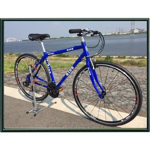 GIOS クロスバイク MISTRAL 本格的なスポーツ走行から、ツーリング、街乗りまで幅広い用途で大活躍の1台です kiuchi