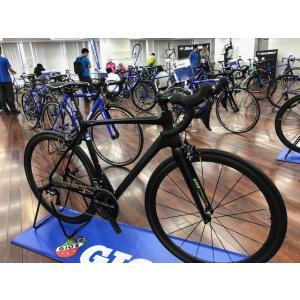GIOS ロードバイク TORNADE2017 105 フルカーボンのモノコックフレームを採用