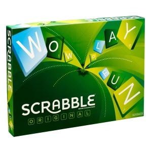 スクラブル 英語 単語ゲーム ゲーム Scrabble Classic Board Game ロングセラー ボードゲーム crossword English game