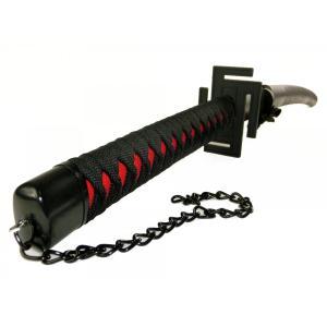 天鎖斬月 日本刀 模造刀 武士刀 木製 木 コスプレ 長104cm 斬魄刀 おもちゃ インテリア飾り