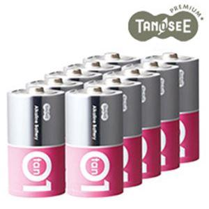 アルカリ乾電池プレミアム 単1 10本入×3箱|kiwami-honpo