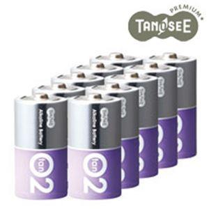 アルカリ乾電池プレミアム 単2 10本入×10箱|kiwami-honpo
