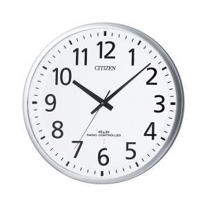 シチズン 掛時計 スペイシーM465 8MY465-019 1個|kiwami-honpo