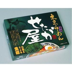 全国名店ラーメン(小)シリーズ 東京ラーメンせたが屋 SP-41 〔10個セット〕|kiwami-honpo