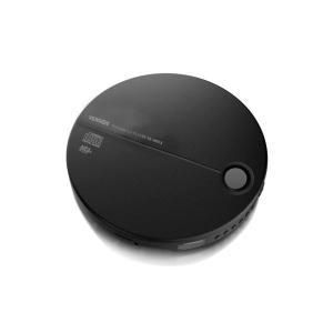 ベルソス ポータブルCDプレーヤー ブラック×ブラック VS-M015BB|kiwami-honpo