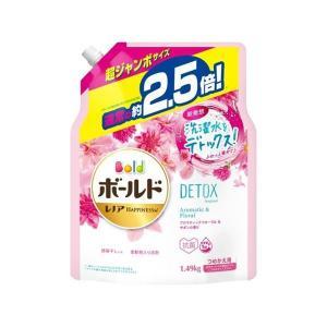 P&G ボールドジェル アロマティックフローラル&サボンの香り つめかえ用 超ジャンボサイズ 〔×3セット〕|kiwami-honpo
