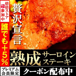 サーロイン ステーキ 牛肉 ギフト プレゼント 肉 冷凍 900g (180g×5枚) 〔A冷凍〕|kiwami-honpo