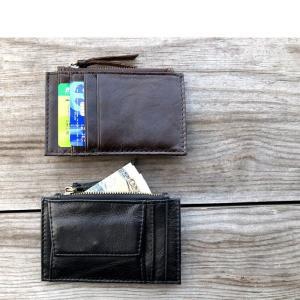 本革 多機能ミニ財布 小銭入れ コインケース 訳あり品 メール便で送料無料 |kiwaza-shop|06