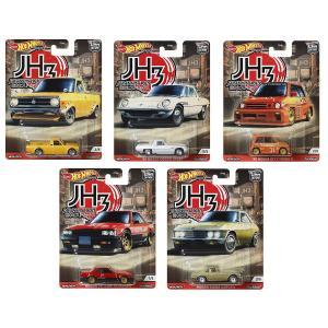 ホットウィール カーカルチャー アソート - Japan Historics 3 10個入りアソートカートン FPY86-986P|kiyahobby