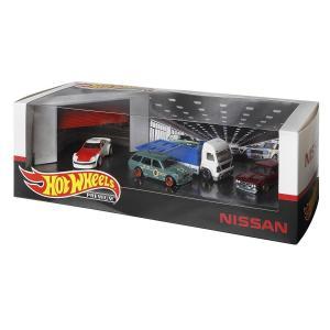 ホットウィール プレミアム コレクターセット アソート - Nissan Garage GMH40 kiyahobby 02