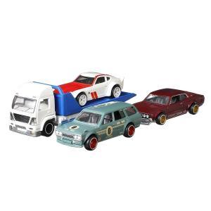 ホットウィール プレミアム コレクターセット アソート - Nissan Garage GMH40 kiyahobby 03