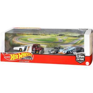 ホットウィール プレミアム コレクターセット アソート - Iconic Race Cars GMH...
