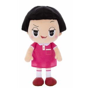 NHK人気番組「チコちゃんに叱られる!」のチコちゃんのぬいぐるみが登場! Mサイズのぬいぐるみ高さ約...