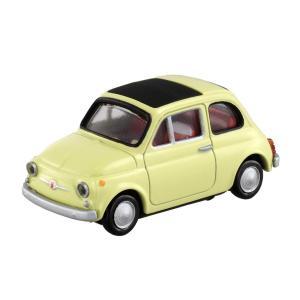 大人向けのトミカプレミアムとして相応しい「フィアット 500F」 イタリア生まれの傑作!幅広い世代に...