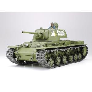 【6月中旬入荷予定】1/35スケールプラモデル  ソビエト重戦車 KV-1 1941年型 初期生産車