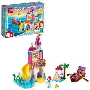 ディズニープリンセス・アリエルと一緒に海辺のお城を探検しましょう。 マックスとフランダーとボートに乗...