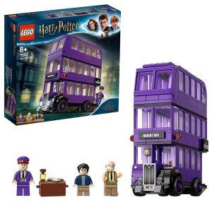 ハリー・ポッターといっしょにLEGO(R) ナイトバスに乗って、ワイルドな魔法の冒険にでかけよう! ...