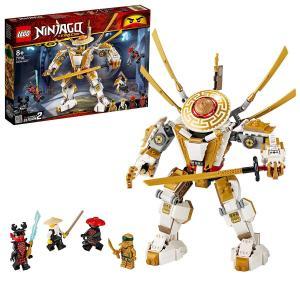 レゴ ニンジャゴー 黄金ロボ 71702