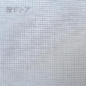 防炎メッシュシート グレー 0.6x5.4m 450P 解体・建築シート・足場用シート|kiyo-store|04