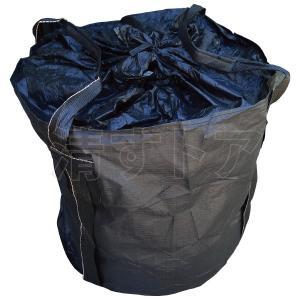 フレコンバック 002BK(黒) 丸型・排出口なし・反転ベルト付 耐候性1年相当 10枚パック フレコン・トンパック・フレコンバッグ・トン袋|kiyo-store|05