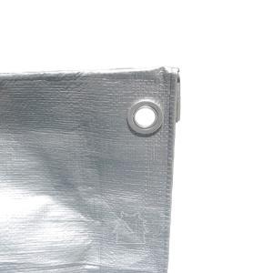 シルバーシート 1.8m×2.7m 超厚手 ♯4000 UV剤入多目的防水シート|kiyo-store|04
