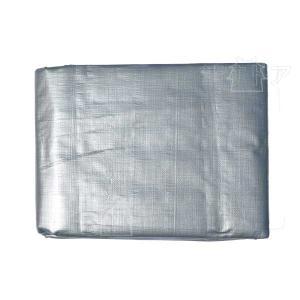 シルバーシート 2.7m×3.6m 超厚手 ♯4000 UV剤入多目的防水シート|kiyo-store|02