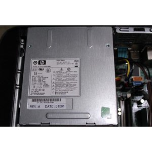中古パワーユニット HP Compaq Business Desktop 6000Pro SFF 240W 電源BOX