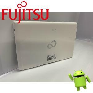 中古富士通タブレット防水 防塵 Android 4.4 Fujitsu Arrows Tab M555/KA4 10.1型 解像度(1280x800)  2GB 32GB 無線LAN Bluetooth|kiyoshishoji|04