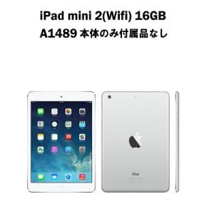 Apple iPad mini第2世代 Wi-Fiモデル 16GB A1489  7.9インチ Re...