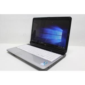 一台限定 中古ノートパソコン FMV AH42/C Pentium P6200-2.13GHz 4GB 640GB HDMI テンキー wifi有 Windows 10 送料無料 kiyoshishoji