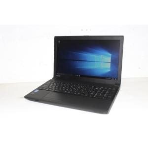 一台限定 中古ノートパソコン 東芝 B554/K Corei3-4000M-2.4GHz 4GB 320GB テンキ− WIFI Windows 10 送料無料 kiyoshishoji