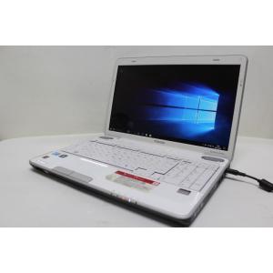 在庫限定 中古ノートパソコン 東芝 TX/66LWH Corei3 330m-2.13GHz 4GB 320GB テンキ−付 wifi有 Windows 10 送料無料 kiyoshishoji
