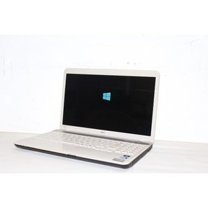 一台限定 中古ノートパソコン NEC LS150/F Pentium B950-2.1GHz 4GB 320GB HDMI テンキー wifi有 Windows 10 送料無料 kiyoshishoji