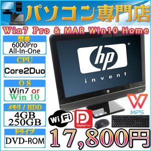 21.5型 6000 Pro All-in-One