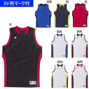 チャンピオン ユニフォーム ガールズゲームシャツ/マーク付き|kiyospo