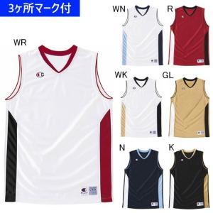 チャンピオン ユニフォーム ゲームシャツ/マーク付き|kiyospo