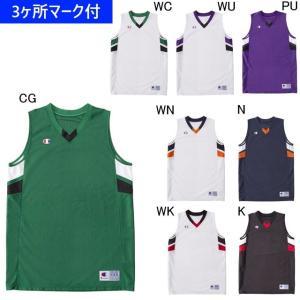チャンピオン ユニフォーム ジュニアゲームシャツ/マーク付き|kiyospo
