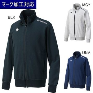 デサント トレーニングウェア スウェットジャケット/マーク付き|kiyospo