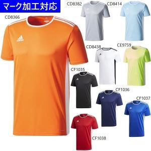 アディダス ユニフォーム 半袖ゲームシャツ ENTRADA18/マーク付き|kiyospo