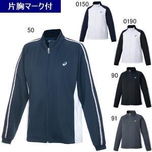アシックス トレーニングウェア レディーストレーニングジャケット/マーク付き kiyospo