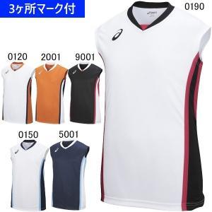 アシックス ユニフォーム レディースゲームシャツ/マーク付き|kiyospo