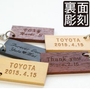 オプション(裏面彫刻)【木製ナンバープレートキーホルダー裏面彫刻】※ナンバープレートキーホルダー本体は付きません※ kizamu