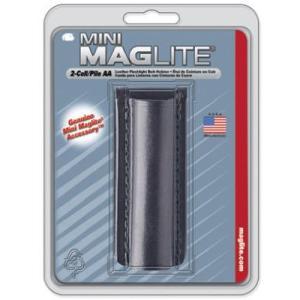 MAG-LITE(マグライト) 2AA レザーケース AM2A026E|kizashi
