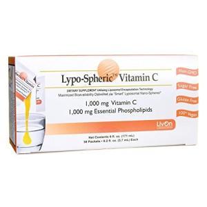 リポスフェリック ビタミンC 30包|kizashi